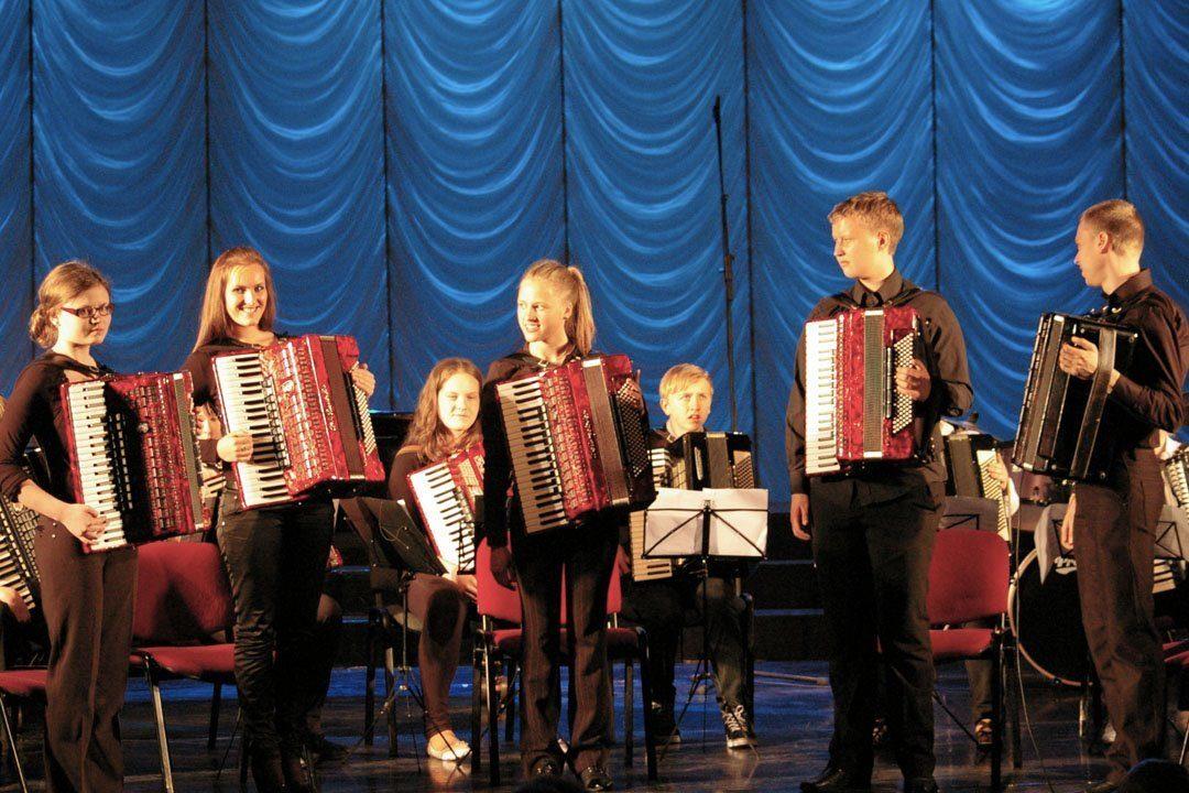 Akordeonų orkestras