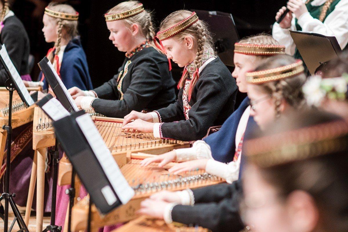 Tautinių instrumentų orkestras